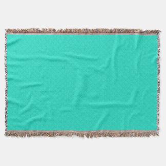 Tiffany Aqua Blue Quilted Pattern
