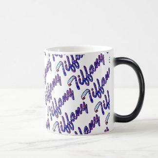 Tiffany Customized 11 oz Morphing Mug