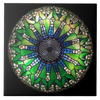 Tiffany Green ceramic tile