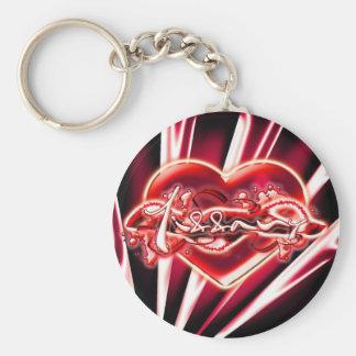 Tiffany Key Ring