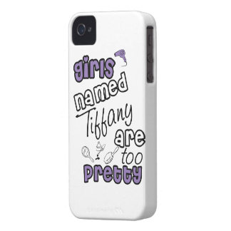 Tiffany Too Pretty iPhone 4 Case-Mate iPhone 4 Cases