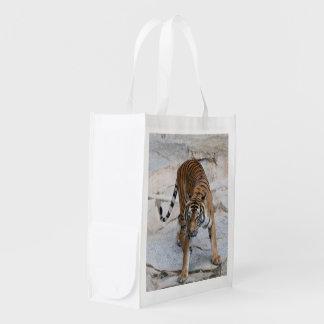 Tiger 1216 AJ Reusable Grocery Bag