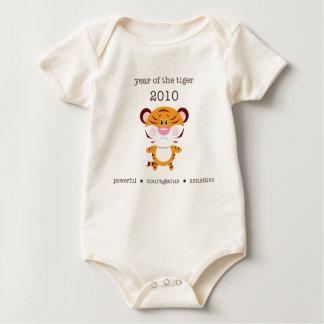 Tiger  1 baby bodysuit
