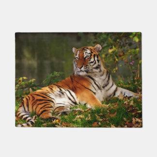 Tiger 1 doormat