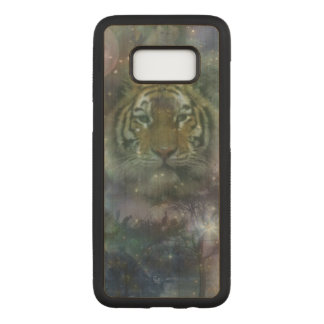 Tiger - A Beauty of Nature Carved Samsung Galaxy S8 Case