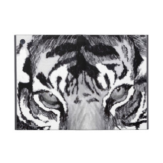 tiger abstract iCase iPad Mini Cover