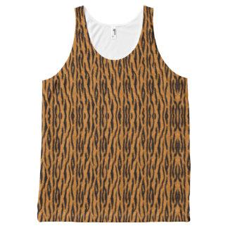 Tiger All-Over Print Singlet