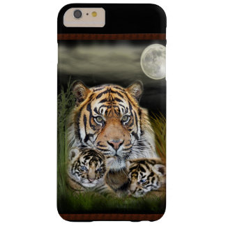 Tiger and cubs barely there iPhone 6 plus case