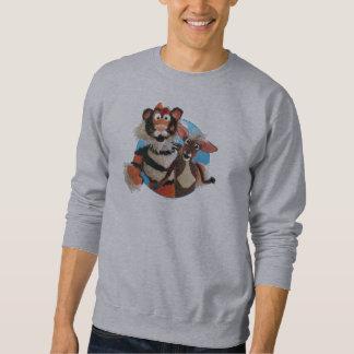 Tiger and Mousedeer Sweatshirt