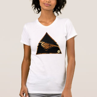 tiger and the sparrow T-Shirt