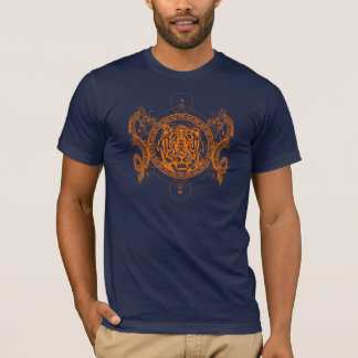 Tiger and Twin Dragons T-Shirt