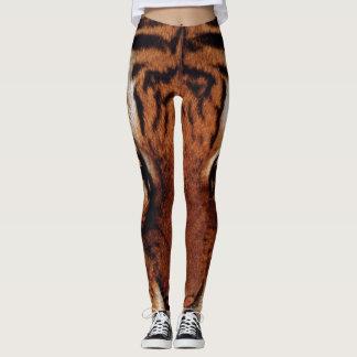 Tiger Animal Print Leggings