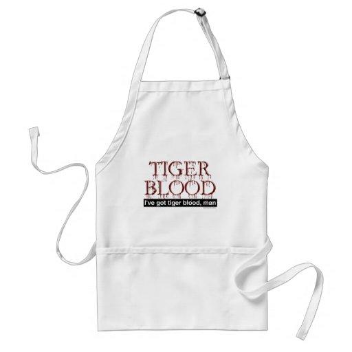 Tiger Blood Apron