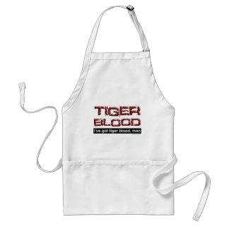 Tiger Blood Standard Apron