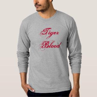 Tiger Blood-charlie sheen T-Shirt