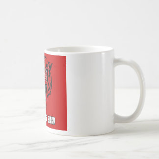 "Tiger Blood ""I Have Tiger Blood"" Coffee Mugs"