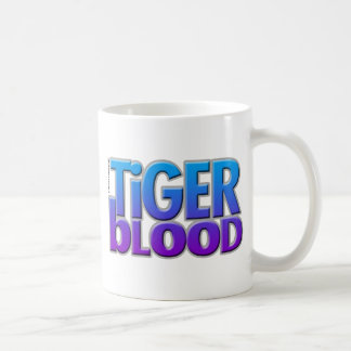 Tiger Blood Magazine Mugs