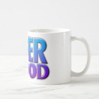Tiger Blood Magazine Coffee Mug
