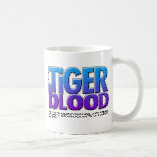 Tiger Blood Magazine Coffee Mugs
