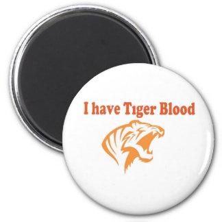 Tiger Blood Magnets