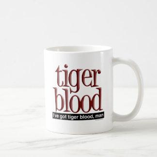 Tiger Blood Coffee Mugs