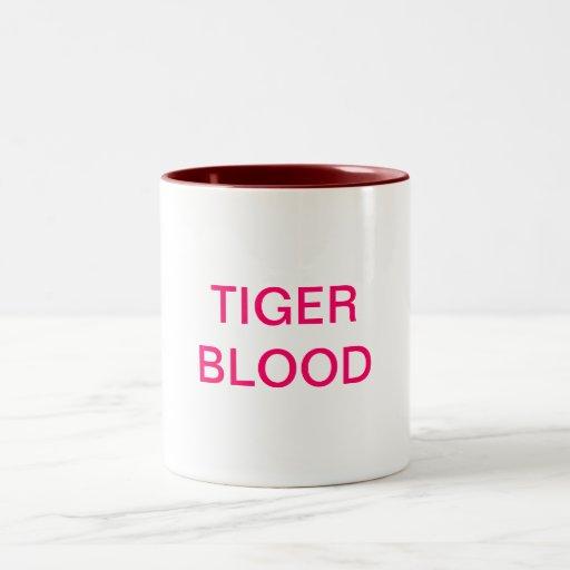 tiger blood mugs
