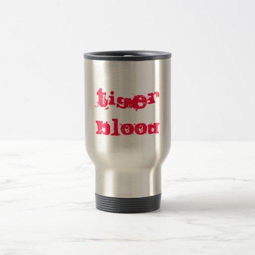 Tiger Blood Mug, a la Charlie Sheen