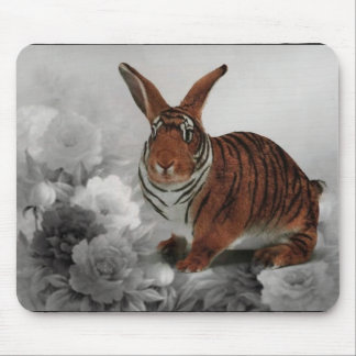 Tiger bunny mouse pad