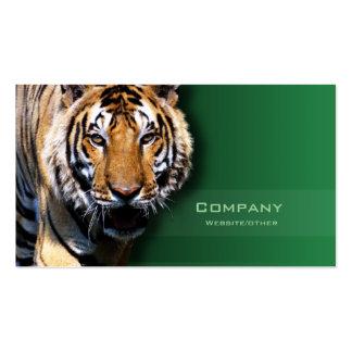 Tiger Business Card Templates