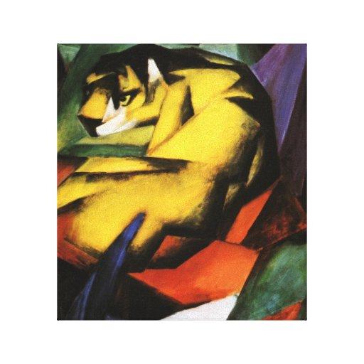 Tiger Gallery Wrap Canvas