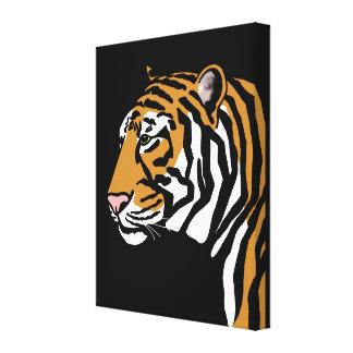 Tiger Canvas Art