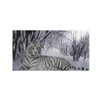 tiger canvas prints