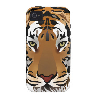 Tiger iPhone 4 Cover