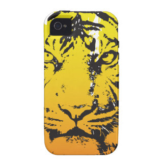 Tiger Case-Mate iPhone 4 Cover