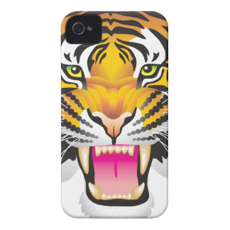 Tiger iPhone 4 Cases