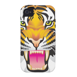 Tiger Case-Mate iPhone 4 Covers
