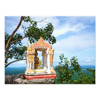 Tiger Cave Temple Thailand Photo