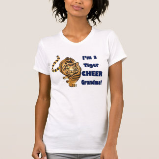 Tiger Cheer Grandma T-Shirt