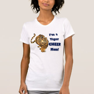 Tiger Cheer Mom T-Shirt
