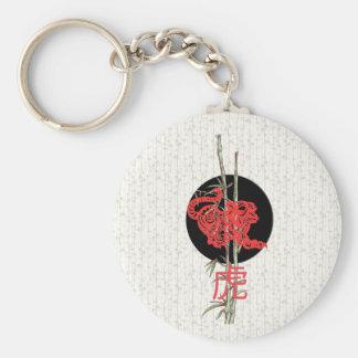 Tiger (chinese zodiac) key ring