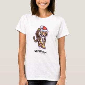 Tiger Christmas T-Shirt