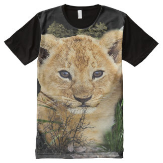 Tiger cub All-Over print T-Shirt