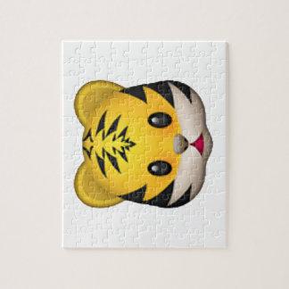 Tiger - Emoji Jigsaw Puzzle