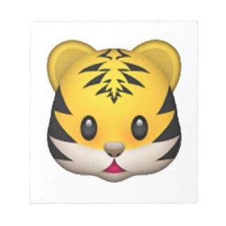 Tiger - Emoji Notepad