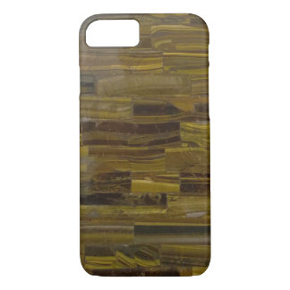 tiger eye gold phone case