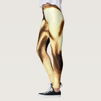 Tiger Eye Leggings