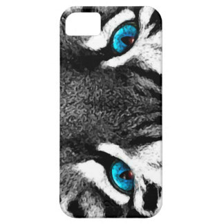 Tiger Eyes Barely There iPhone 5 Case