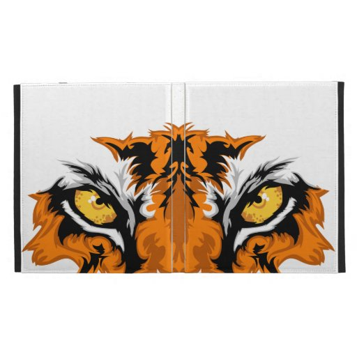 Tiger Eyes IPad Folio iPad Folio Cover