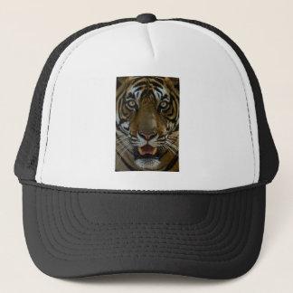 Tiger Face Close Up Trucker Hat