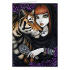 Tiger Fae Soul Mates Fantasy Flower Sam Lilah